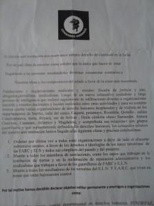 PanfletoEjércitoAntirestituciónEnero2015(a)